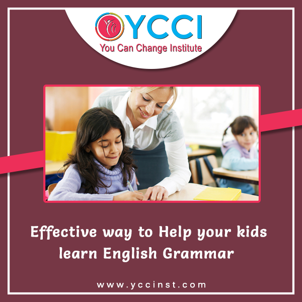 YCCI English Grammar Classes for Kids